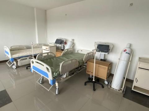 Pemerintah Punya Dana Cukup untuk Fasilitas Kesehatan Covid-19