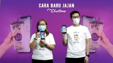 Cara Baru Jajan Boba Melalui Aplikasi Smartphone