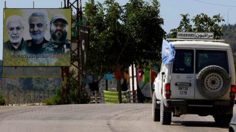 Militer Lebanon 'Tembak Jatuh' Drone Israel