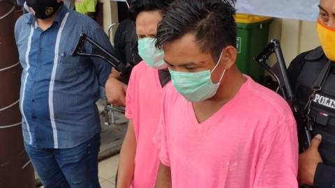 Dua Begal di Tanjung Priok Ditangkap