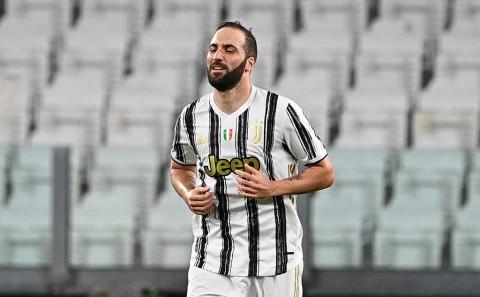 Sepakat Berpisah dengan Juventus, Higuain Segera Gabung Inter Miami