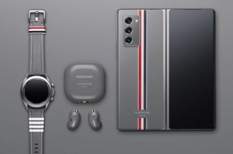 Samsung Galaxy Z Fold 2 Edisi Thom Browne Laris Manis