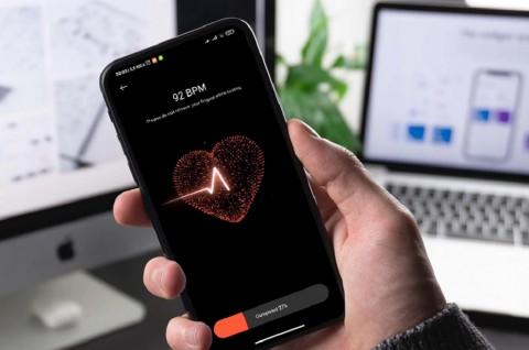 Xiaomi Mungkinkan Deteksi Detak Jantung via Kamera
