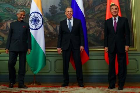 India-Tiongkok Sepakat Segera Berdamai di Perbatasan