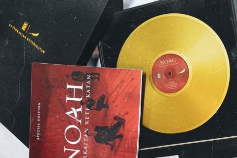 Raffi Ahmad Tawar Vinyl Noah Seharga Rp100 Juta
