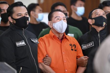 KPK Didesak Usut 5 Orang Seputar Kasus Suap Jaksa Pinangki