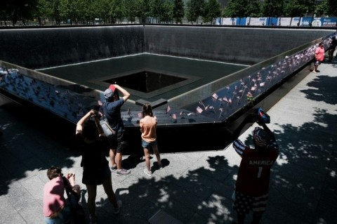 New York Peringati Serangan 9/11 di Tengah Pandemi Covid-19