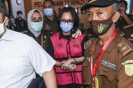 Kejagung Usut Sosok DK di Kasus Jaksa Pinangki