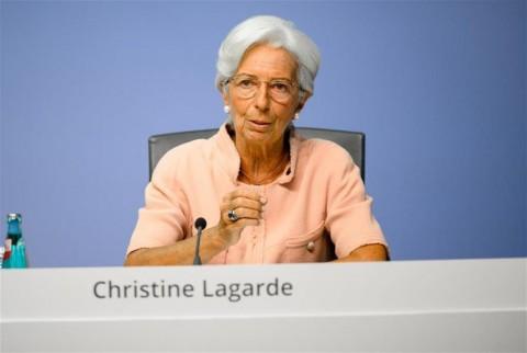 Bank Sentral Eropa Tahan Suku Bunga Acuan