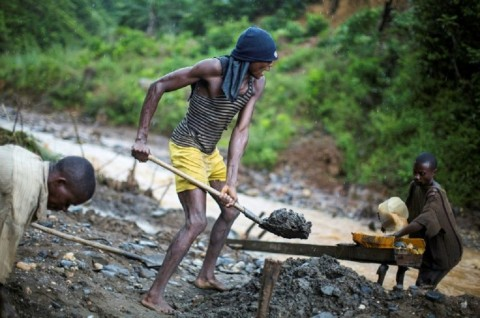 50 Orang Tewas dalam Insiden Tambang Roboh di RD Kongo