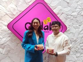 Serius Bisnis Kuliner, Jovi Adhiguna Buka Restoran Camilan Khas Korea