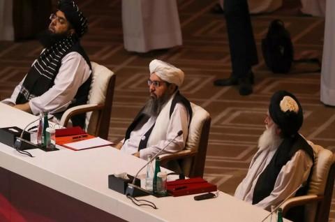 Afghanistan Dorong Gencatan Senjata, Taliban Ingin Sistem Islami