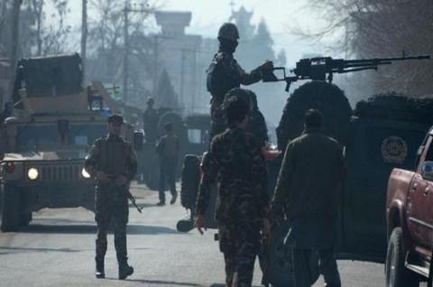 Lima Polisi Tewas dalam Serangan Taliban di Shinwari