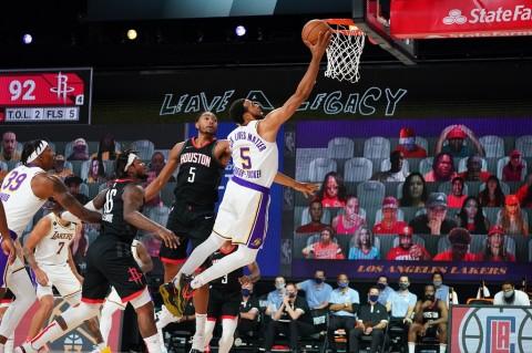 LA Lakers Amankan Tiket Final Playoff NBA