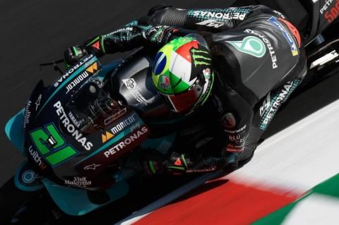 MotoGP San Marino: Morbidelli Raih Kemenangan Perdana