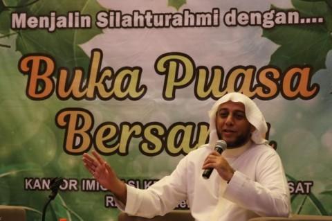 Syekh Ali Jaber Berharap Situasi Indonesia Tetap Aman
