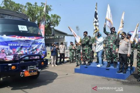 12.000 Paket Sembako Dibagikan ke Warga Kota/Kabupaten Bogor