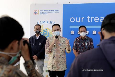 Produk Digital Buatan Technopark Cimahi Berpotensial Diekspor