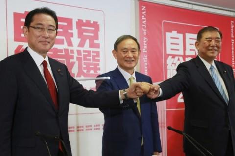 Partai Berkuasa Jepang Pilih Pengganti Shinzo Abe Hari Ini