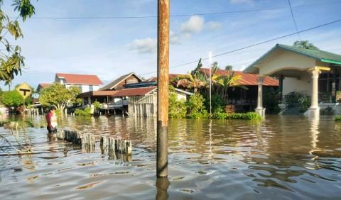 980 Rumah di Kapuas Hulu Terendam Banjir