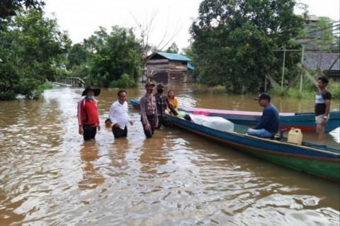 3 Kecamatan di Kotawaringin Timur Terendam Banjir