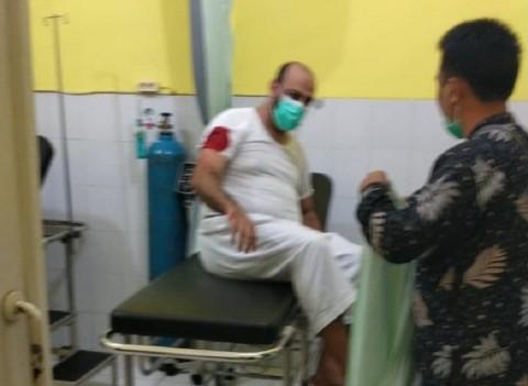 Penusukan Syekh Ali Jaber Spontan