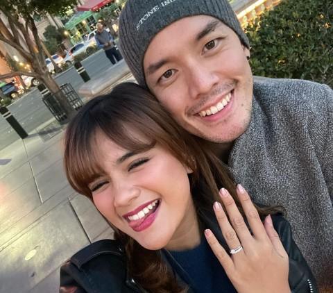 Resmi Menikah, Audi Marissa Dilamar Anthony Xie di Las Vegas