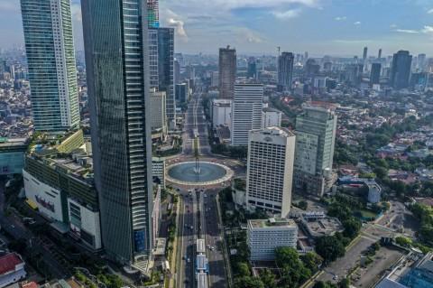 Pengetatan PSBB, Ekonomi RI 2020 Bisa Terkontraksi 2,2%