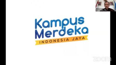Kemendikbud Luncurkan Logo Kampus Merdeka
