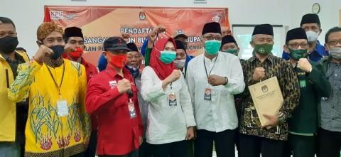 Partai Pengusung Tunjuk Ali Mahsun Gantikan Joko Sutanto di Pilkada Demak