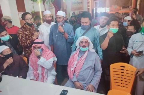 Syekh Ali Jaber Yakin Pelaku Penusukan Terlatih