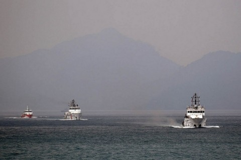 Tiga Pendekatan Diplomasi Maritim Indonesia di Natuna