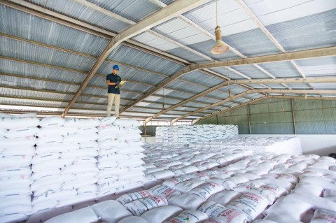 Penyaluran Pupuk Subsidi akan Tetap Lancar selama Transisi Kartu Tani