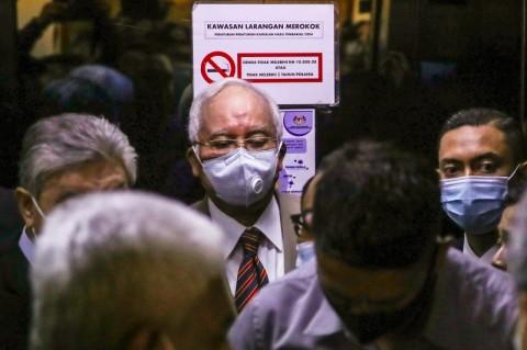 Nama Najib Razak Masuk Daftar Koruptor Situs KPK Malaysia
