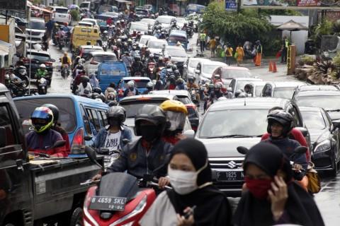 Warga Jakarta Diimbau Tak Berwisata ke Jabar
