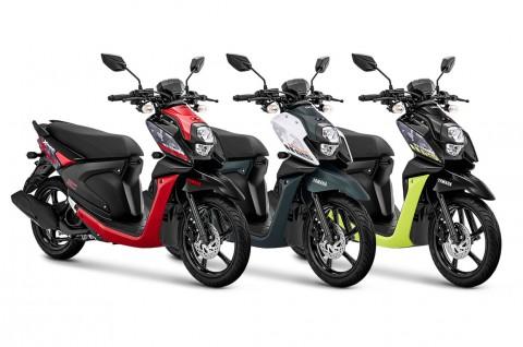 New Yamaha X-Ride 125 Bersolek dengan Baju Baru