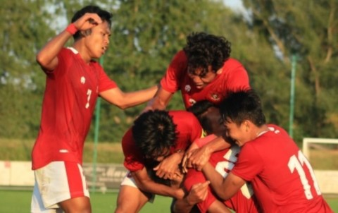 Timnas U-19 Kembali Jalani Latihan Keras