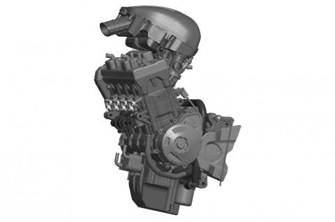 Tiongkok Mulai Riset Mesin 4 Silinder 800 cc