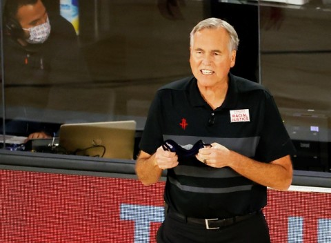 Pelatih Houston Rockets D'Antoni Mundur