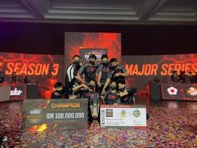 Ini 8 Juara Call of Duty Mobile Garena Major Series Season 3
