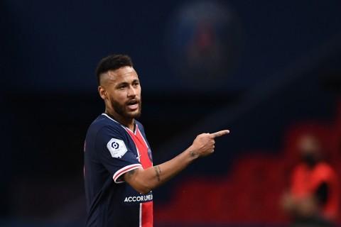 PSG Membela Neymar yang Mengeluh jadi Korban Pelecehan Rasial