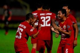 PSBB Jakarta, Persija Pindah Tempat Latihan