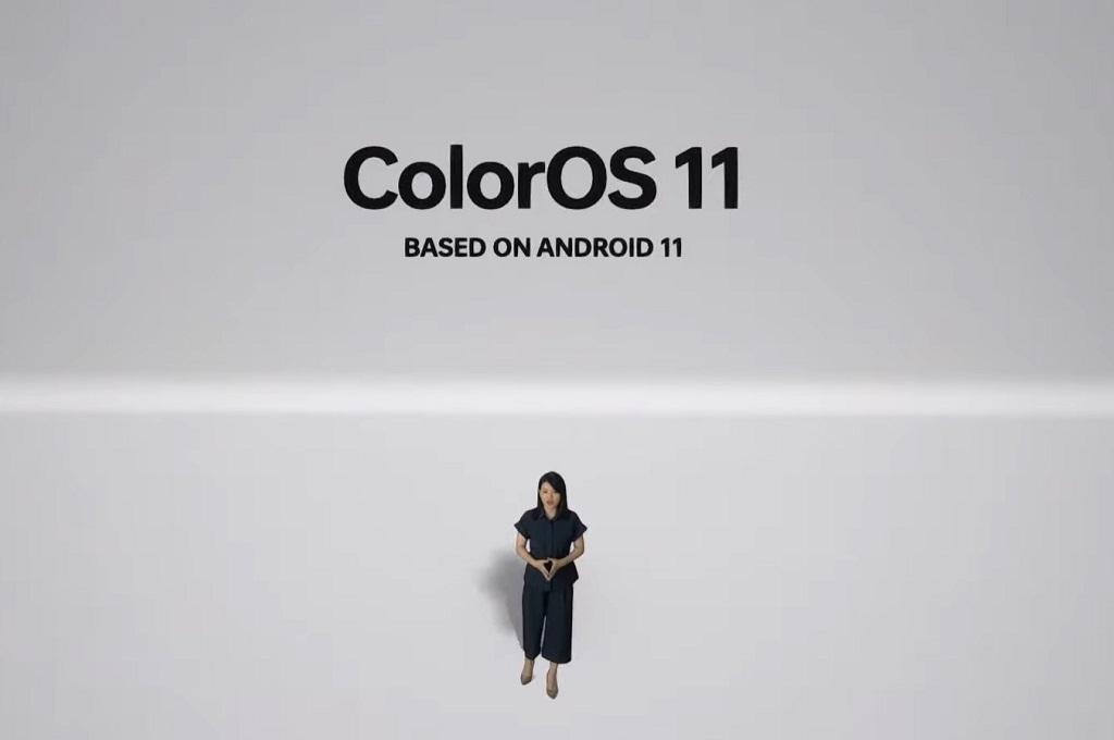 Ini Smartphone Oppo yang Kebagian ColorOS 11 - Cit
