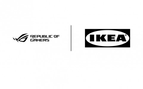 Asus ROG dan IKEA Berduet, Mau Bikin Apa?