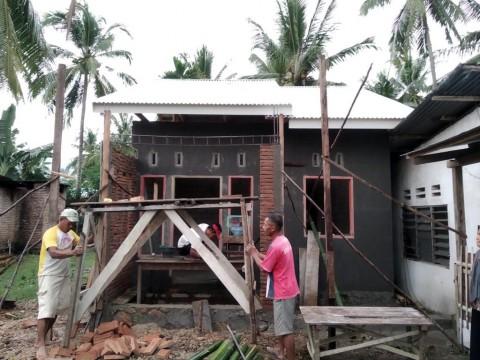 Perbaiki 5.000 Rumah di Gorontalo, Pemerintah Alokasikan Rp87, 5 Miliar
