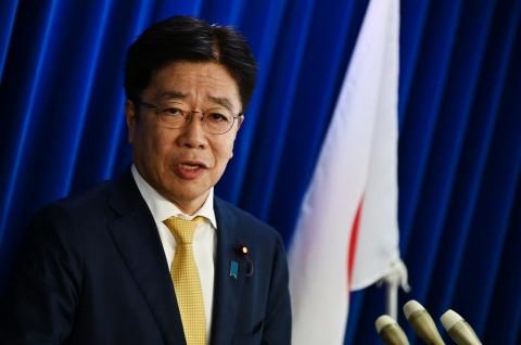 Suga akan Tunjuk Menkes sebagai Sekretaris Kabinet Jepang
