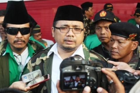 Jokowi Bakal Hadiri Konbes GP Ansor Secara Virtual