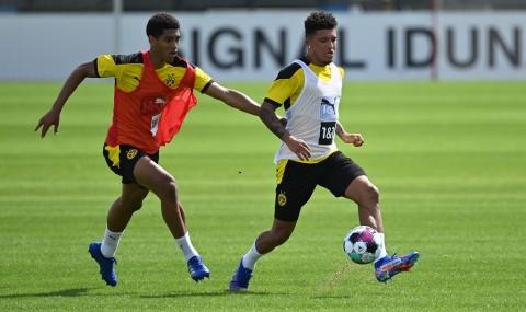 Dua Pemain Incaran MU Ukir Sejarah untuk Borussia Dortmund