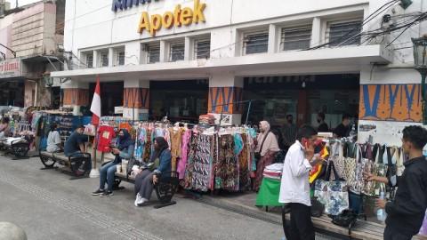 Pemkot Yogyakarta Sebut Covid-19 di Malioboro Bukan Klaster
