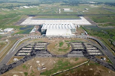 Dongkrak Pendapatan, BIJB Optimalisasi Layanan Parkir Pesawat